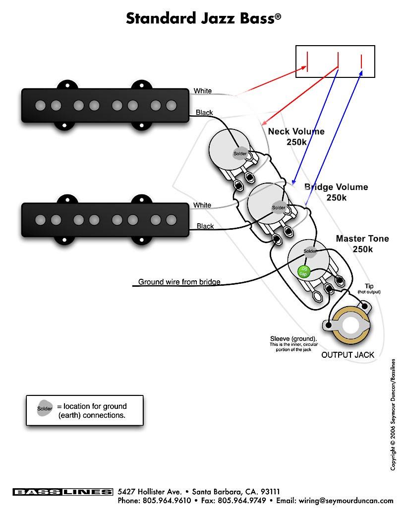 cablage micro avec volumes indépendants   LUTHERIE AMATEUR